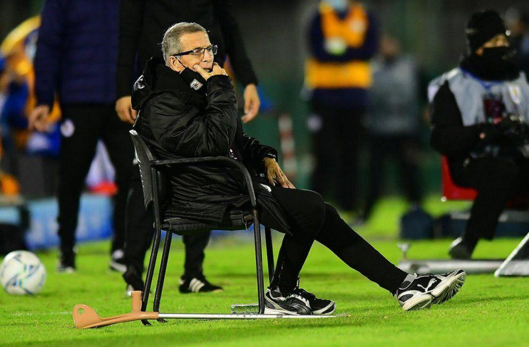 Sebastián Bauzá pidió respaldo a Tabárez: hay que seguir apoyando este proceso de selecciones