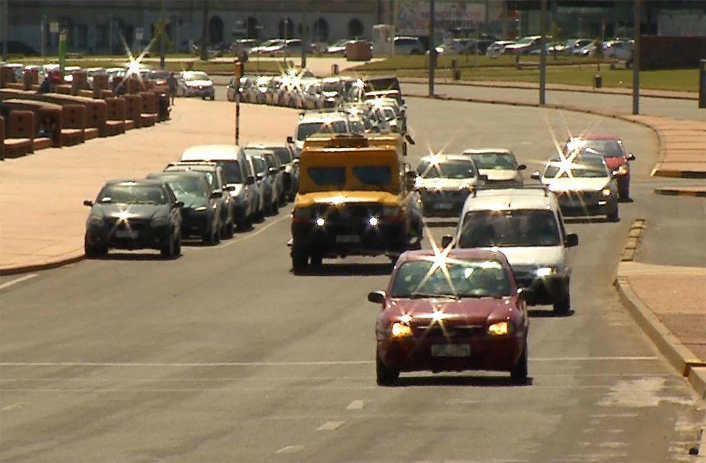 Empadronamiento de vehículos vuelve a ser presencial desde el lunes 14