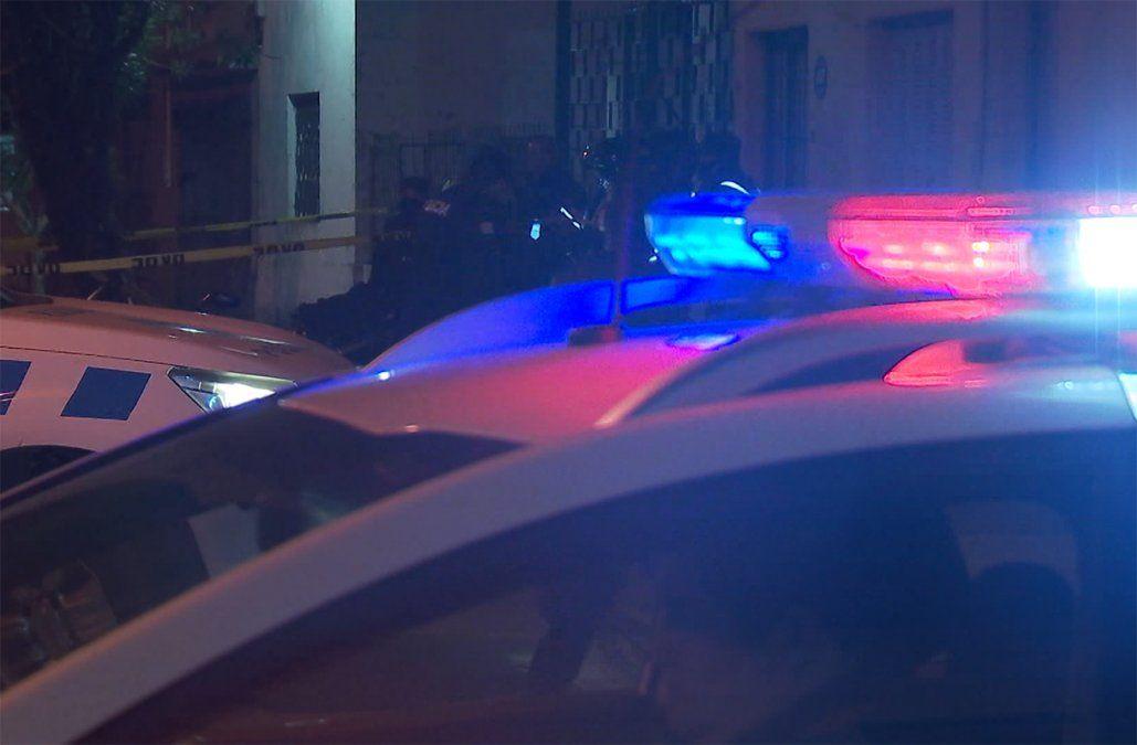 Una mujer herida de arma de fuego en Maldonado