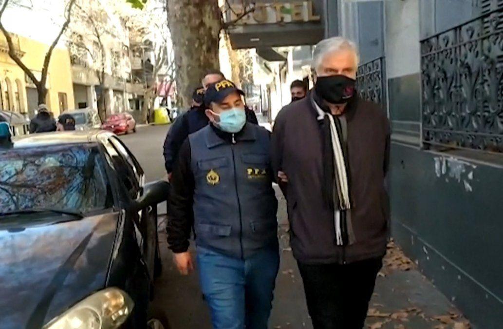 Apresan a chileno condenado por homicidios durante la dictadura