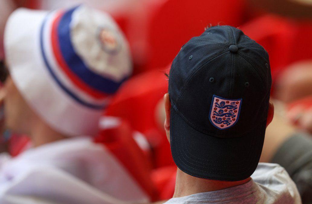 Un espectador grave al sufrir caída en las gradas de Wembley