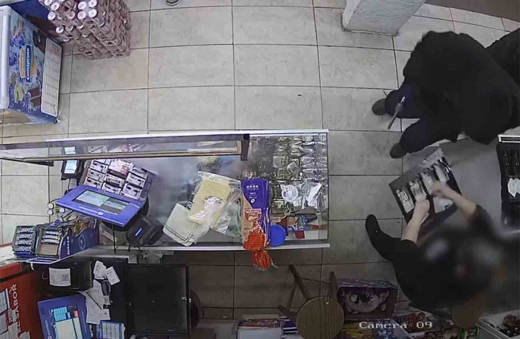 Condenaron a un hombre por once rapiñas a comercios de El Pinar