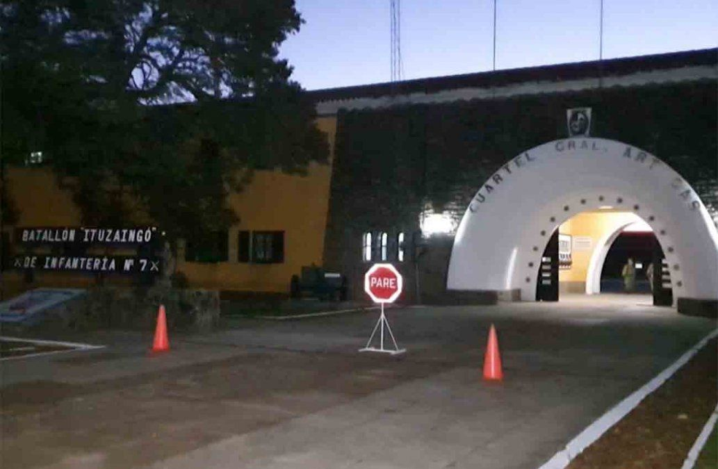 Son conductas inadmisibles, dijo el ministro García sobre las torturas en batallón de Salto