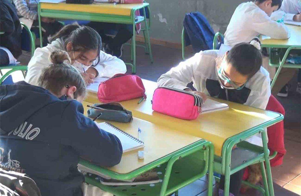Así fue el regreso a clases presenciales en escuelas de Río Negro