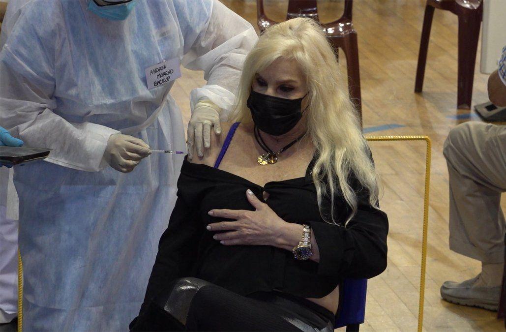 Susana Giménez ingresó a Cuidados Intermedios por complicaciones del Covid