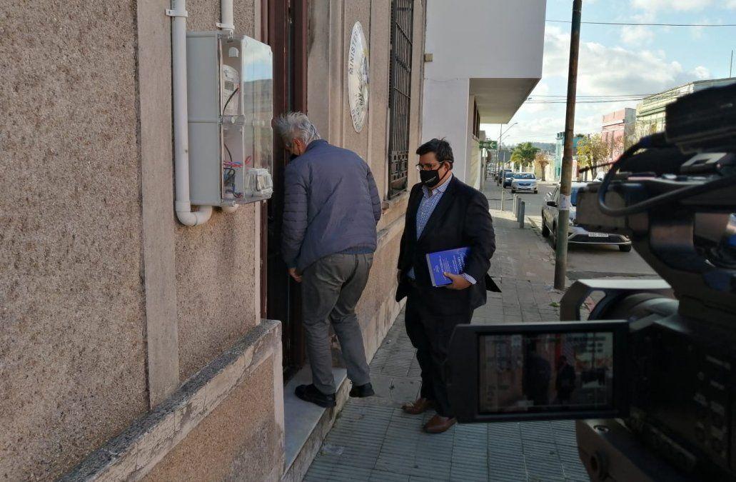 Maldonado: fiscal extendió la detención de dos oficiales de Policía y sigue la investigación