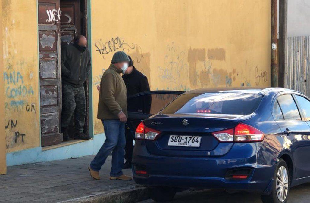 Los dos oficiales de Policía de Maldonado detenidos