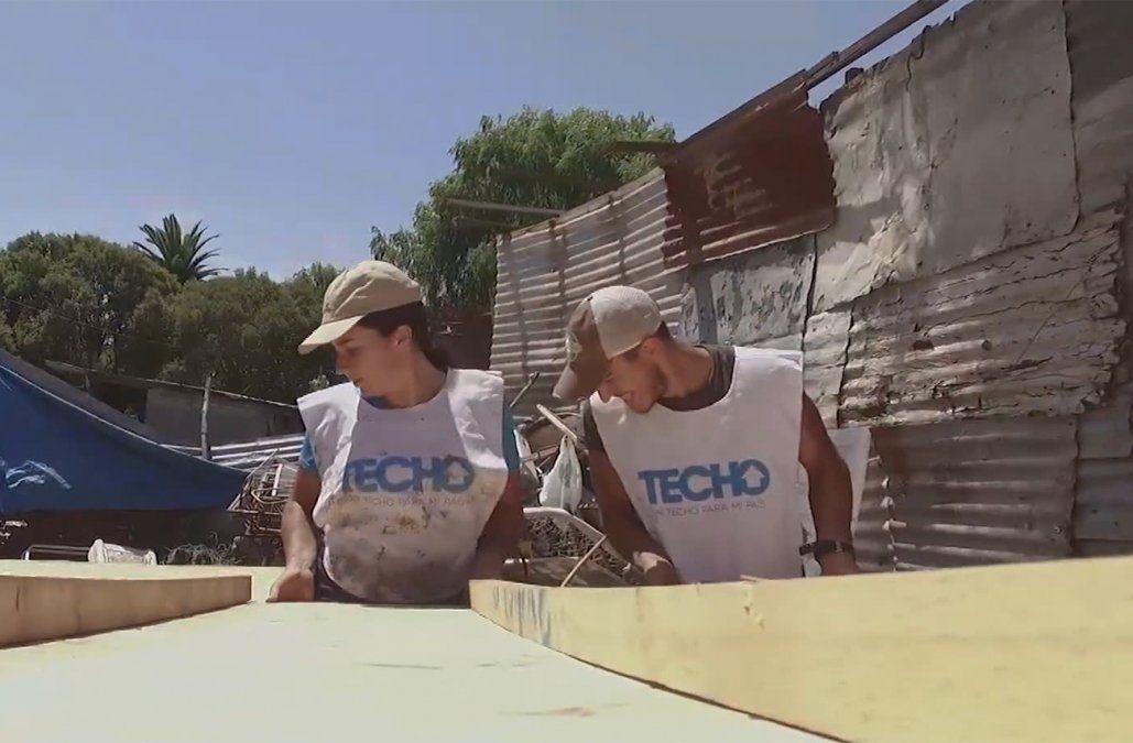 ONG Techo recibió el doble de pedidos de ayuda que antes de la pandemia