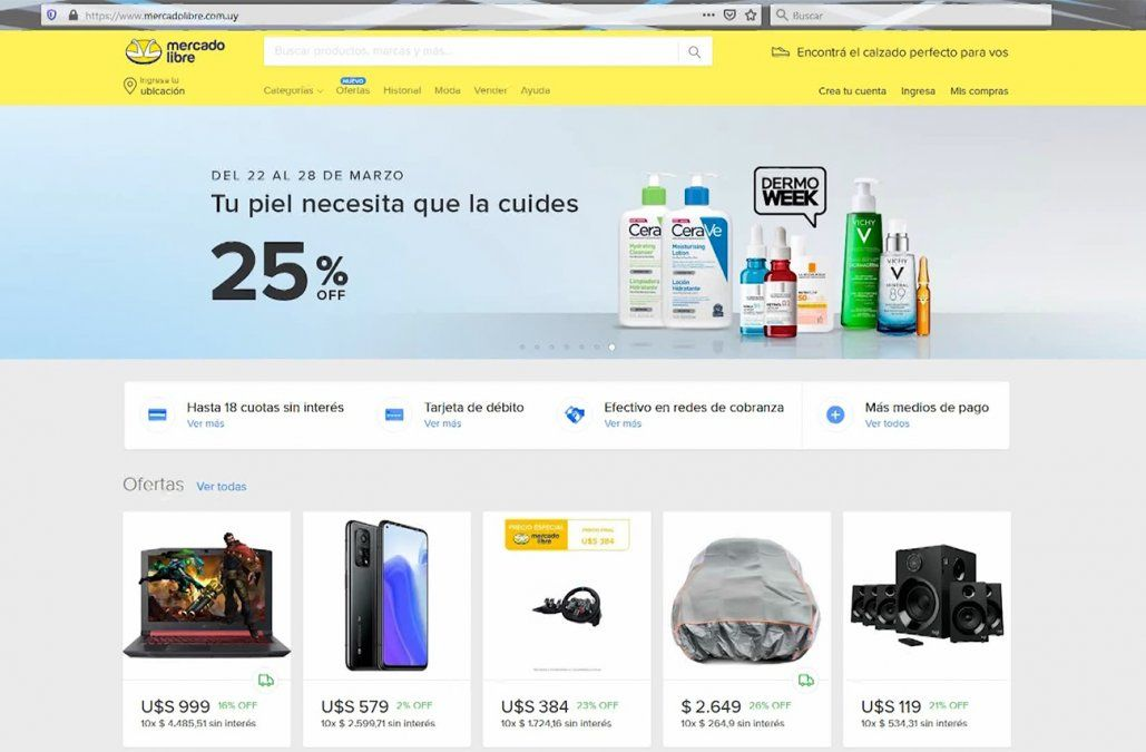 Mercado Libre: alertan sobre intentos de estafa mediante mensaje falso