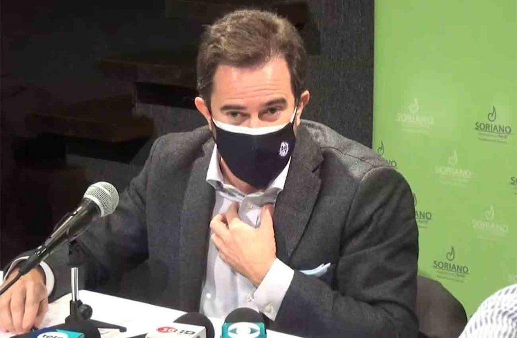 Germán Cardoso sobre las llamadas al policía procesado: Forma parte de dinámica de cualquier gobernante