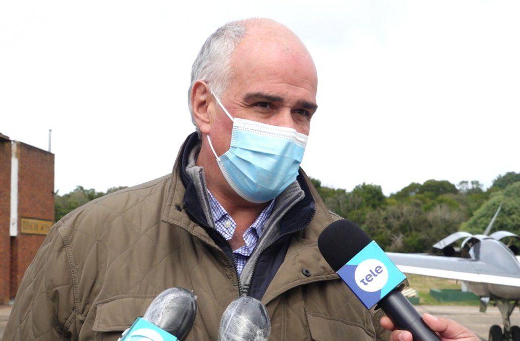 Gustavo Penadés defiende honradez del ministro Cardoso y cuestiona pedidos de renuncia