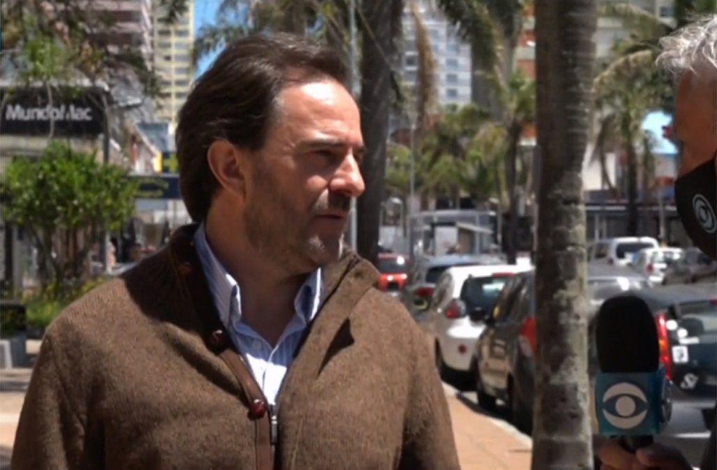 Bancada del FA pide la renuncia del ministro Cardoso por las llamadas al policía procesado