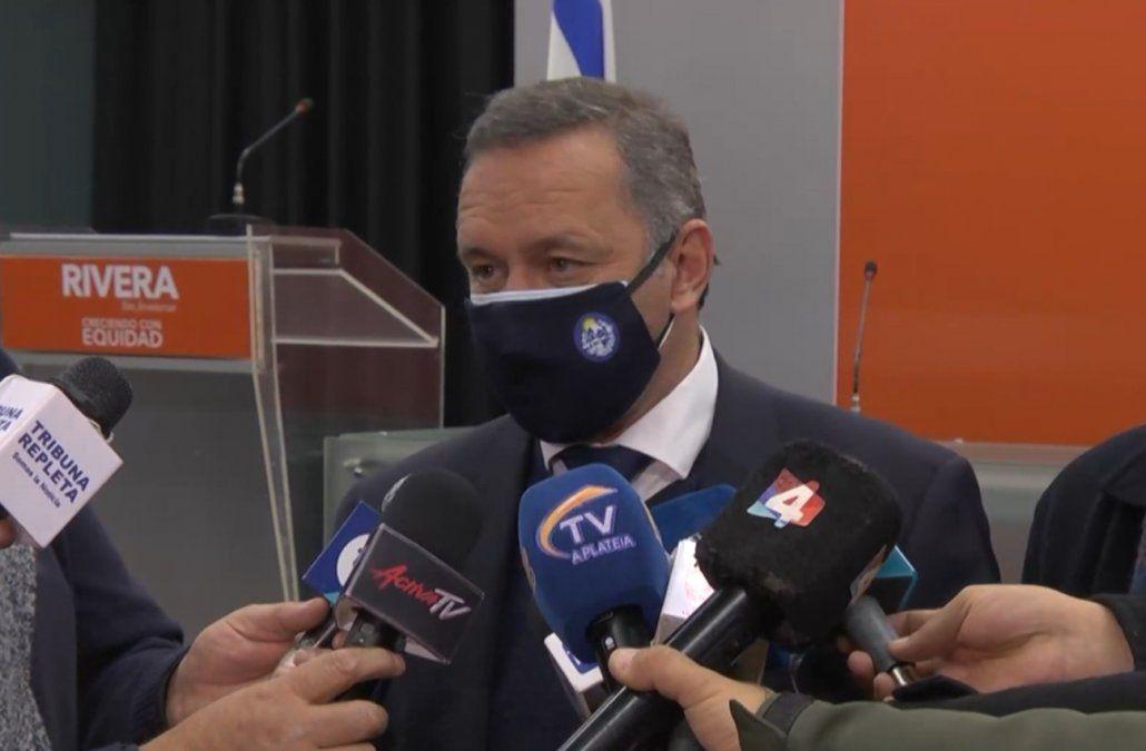El GACH se va por la puerta grande, aseguró Álvaro Delgado