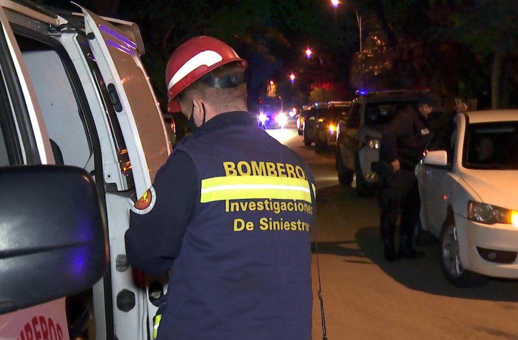 Bomberos investigan causa de los incendios (foto: archivo Subrayado).
