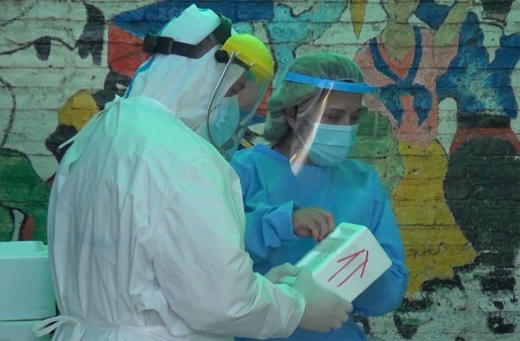 Datos Covid: 2.012 casos nuevos, 34 fallecidos y 397 pacientes en CTI