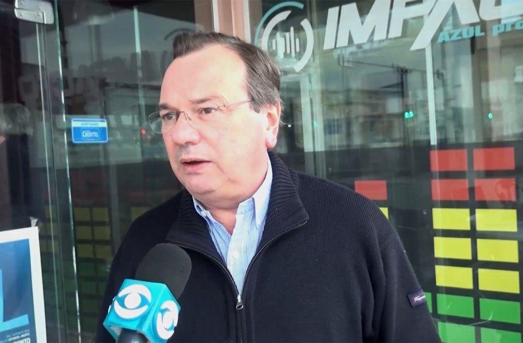 Ministro de Transporte fue dado de alta tras la operación por un tumor benigno