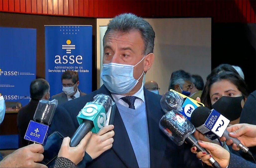 Salinas recomendó extremar los cuidados en el exterior a quienes viajen en vacaciones