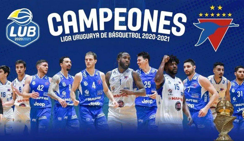 Biguá campeón uruguayo tras vencer a Nacional en el quinto partido por 86-76