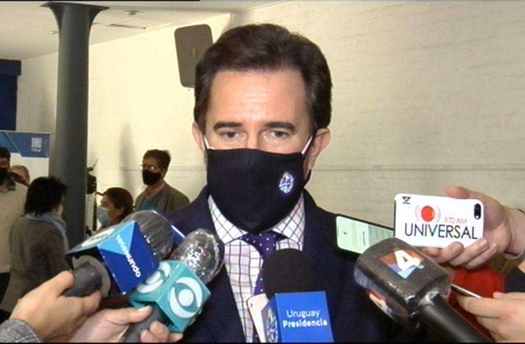 Cardoso sobre convocatoria del FA: Va a ser un gusto, para evacuar las interrogantes que tengan