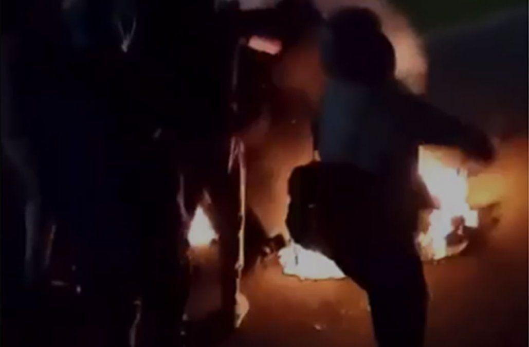 Condenan a diez personas por ataque a policías y atentado contra destacamento de Colonia