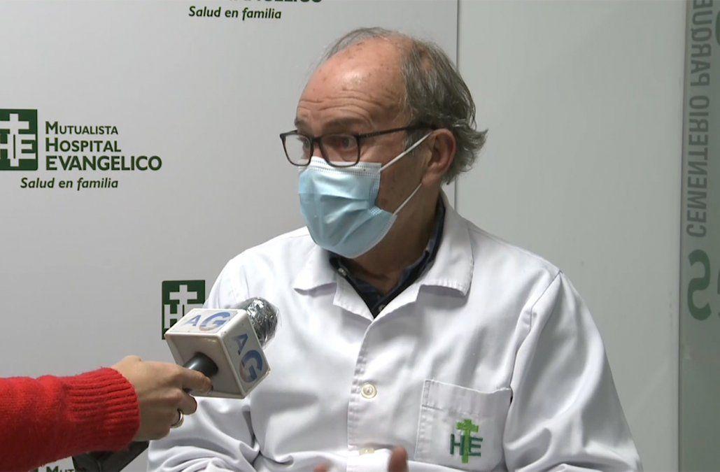 Infectólogo Savio: seguramente la variante Delta ya está entrando a Uruguay