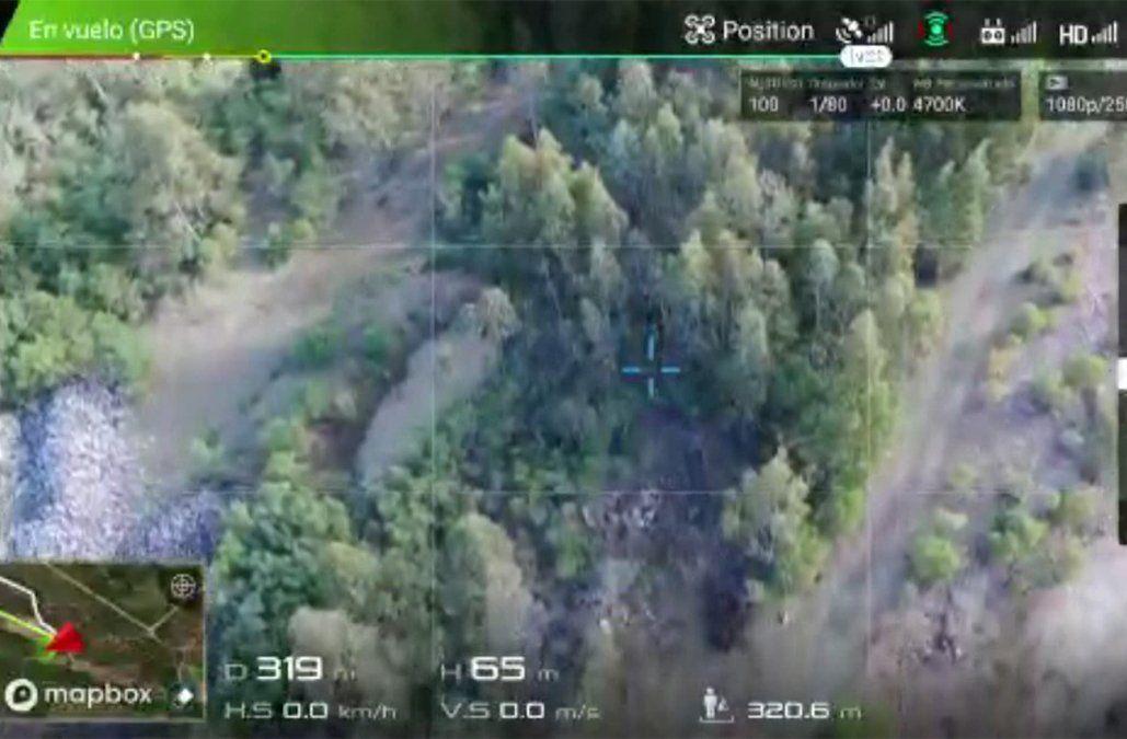Buscan por tierra y aire a un septuagenario desaparecido en Cerro Largo