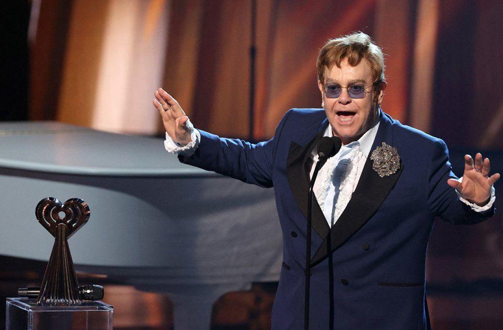 Elton John se despedirá de Europa y Norteamérica en 2022