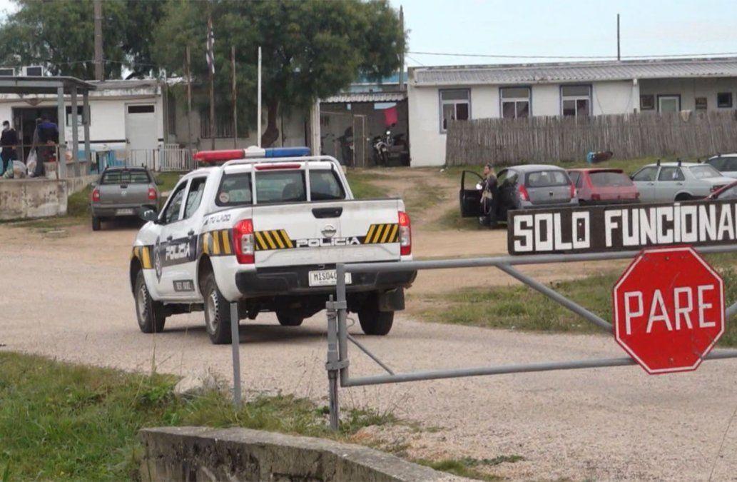 Murió un preso de la cárcel de Las Rosas en Maldonado