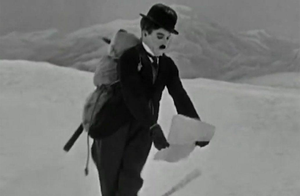 Los famosos clásicos de Charles Chaplin vuelven a la pantalla grande