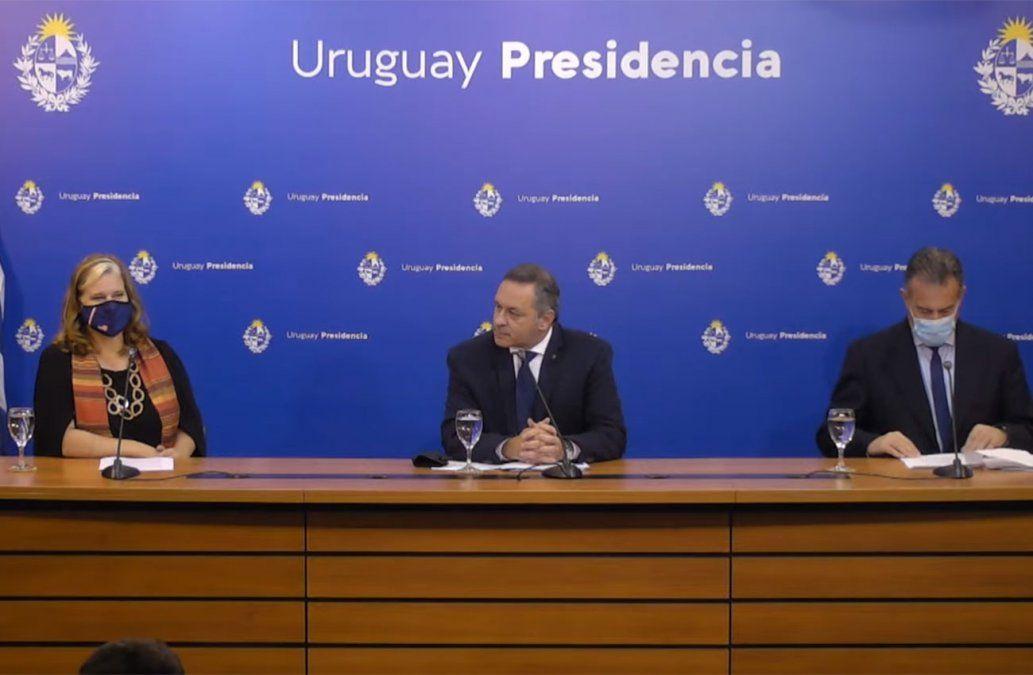 Estados Unidos donará 500.000 dosis de Pfizer contra el Covid-19 a Uruguay