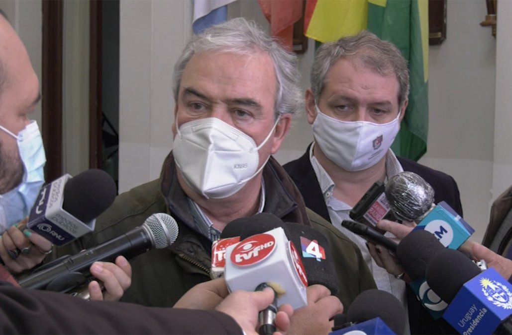Heber negó que haya operativos de vigilancia a militantes que juntan firmas contra la LUC