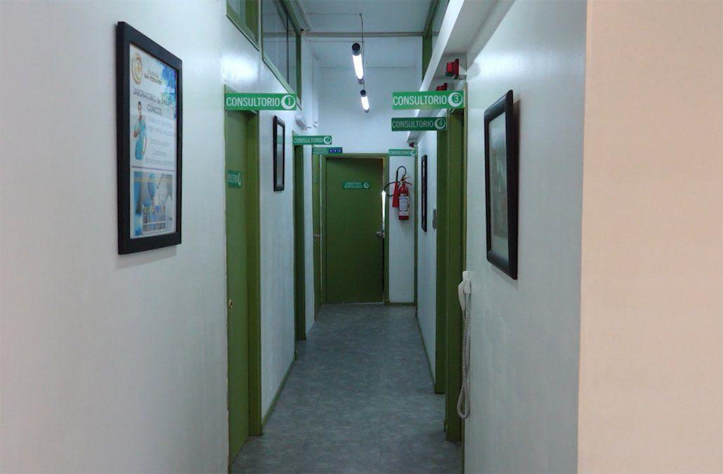 Robaron medio millón de pesos en una clínica odontológica de Maldonado