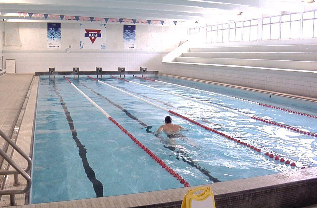 Secretaría de Deportes habilita uso general de piscinas a partir del jueves 1 de julio