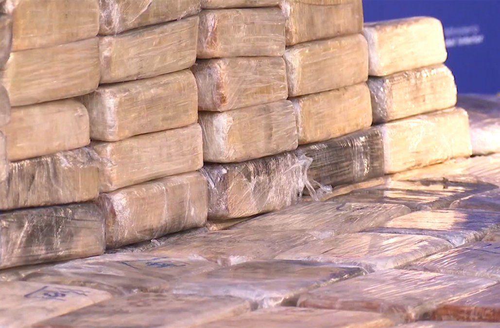 Precintos del contenedor con cocaína que partió de Montevideo estaban inalterados