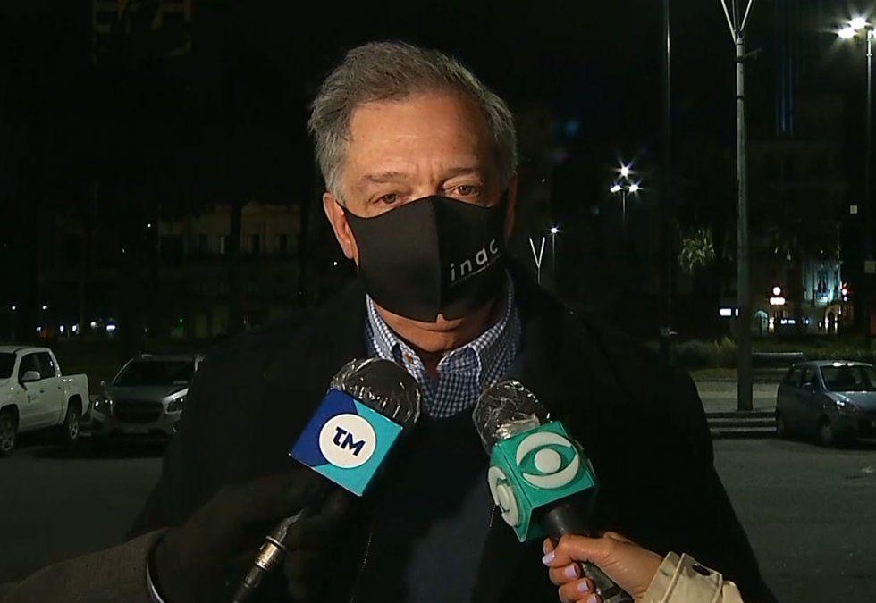 Lacalle Pou anunció que Fernando Mattos será el nuevo ministro de Ganadería