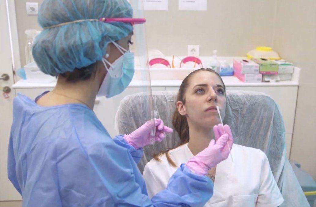 Test de Covid-19 en farmacias: el gobierno se apresta a habilitarlos