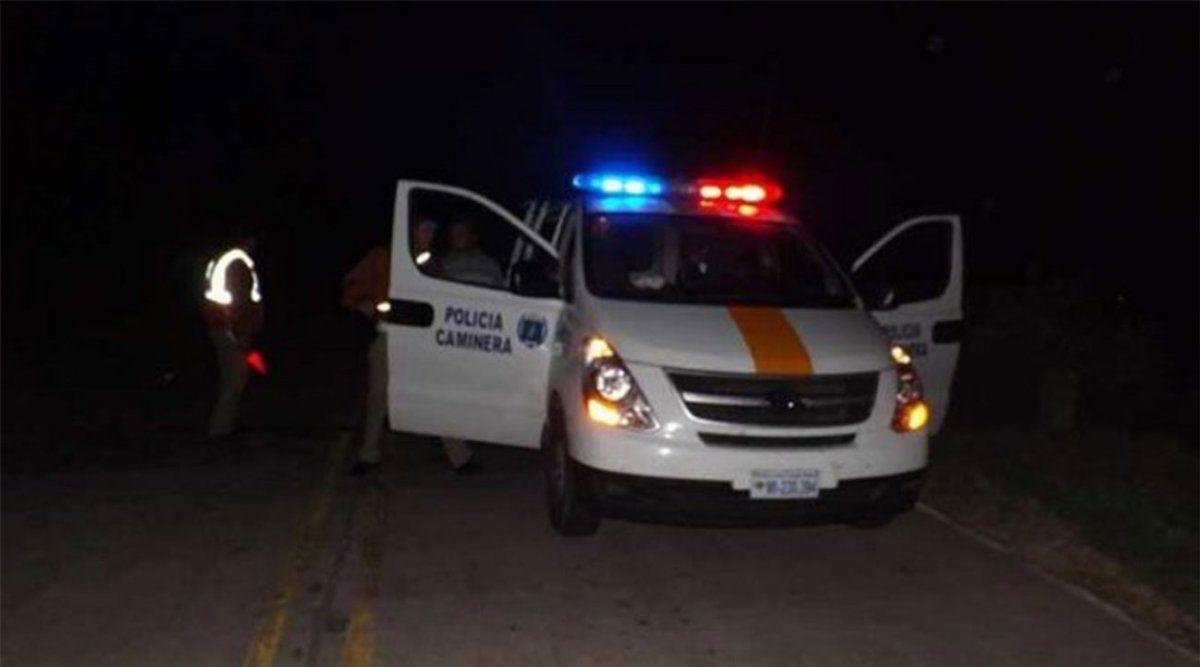 Accidente fatal en Lavalleja: una mujer falleció tras chocar contra un equino