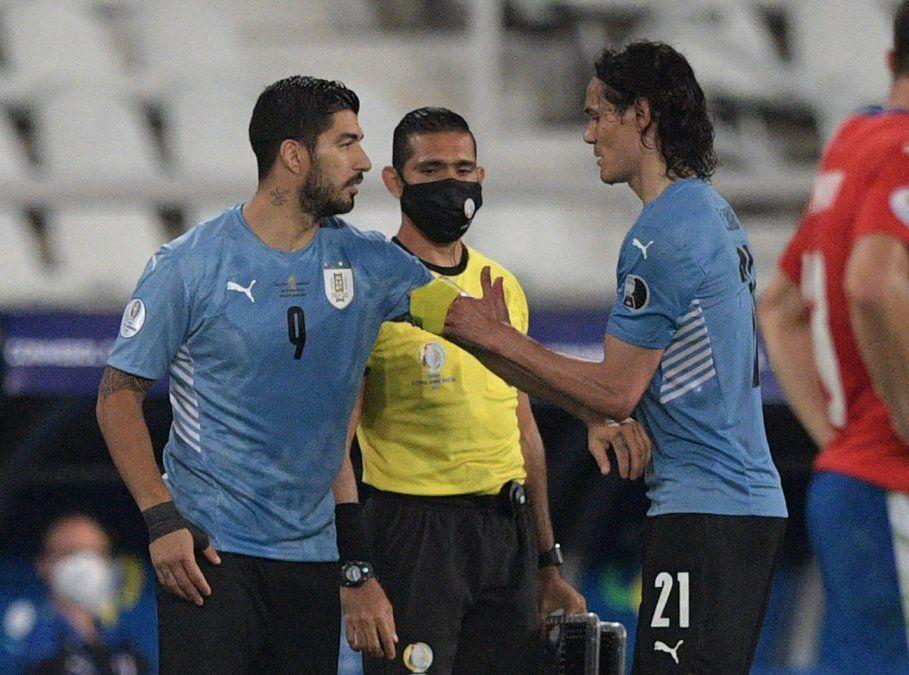 Uruguay le ganó a Paraguay y se enfrentará a Colombia en cuartos