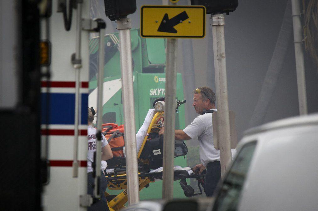 Muertos por derrumbe en Miami suben a 11 y 150 personas siguen desaparecidas