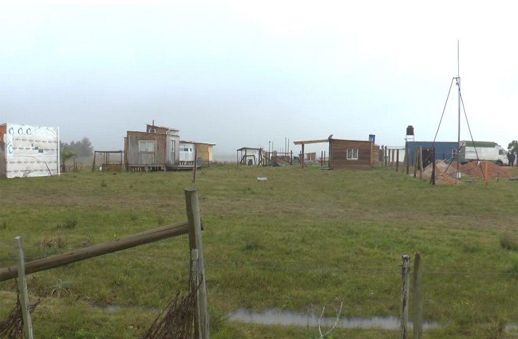Intendencia de Rocha intimó a 50 familias de balneario Garzón por ocupación de terrenos