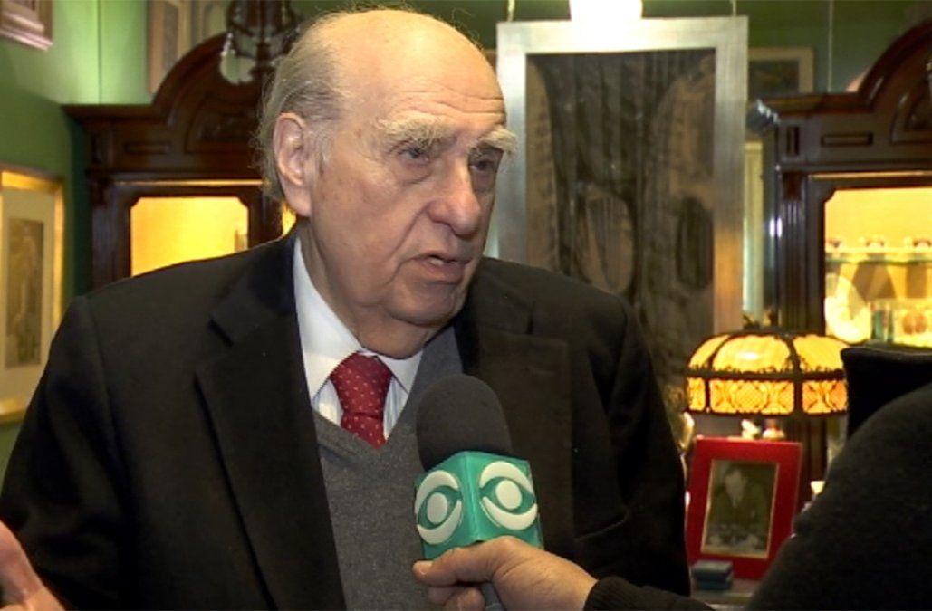 Sanguinetti apoya fideicomiso para asentamientos anunciado por Lacalle Pou