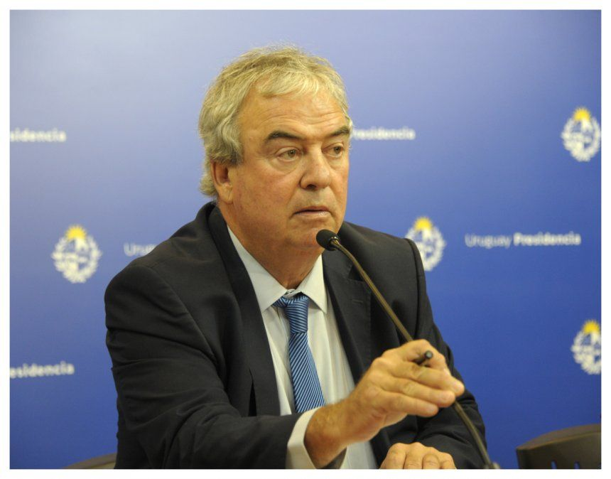 Heber dijo haber enterado de la incautación de cocaína en Barcelona por un reporte recibido por Prefectura a posteriori del hecho.