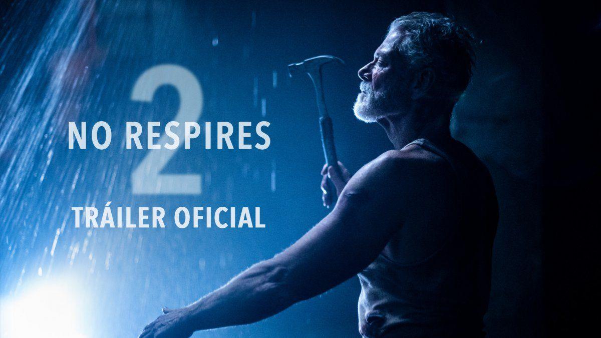 Se estrenará No respires 2 con la dirección de Rodo Sayagués