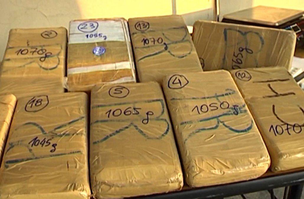 Economía iniciará una investigación en la Aduana por la cocaína incautada en España