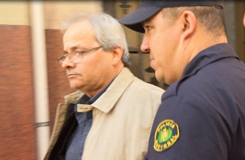 Suprema Corte confirmó la condena al Pato Celeste, Gustavo Torena