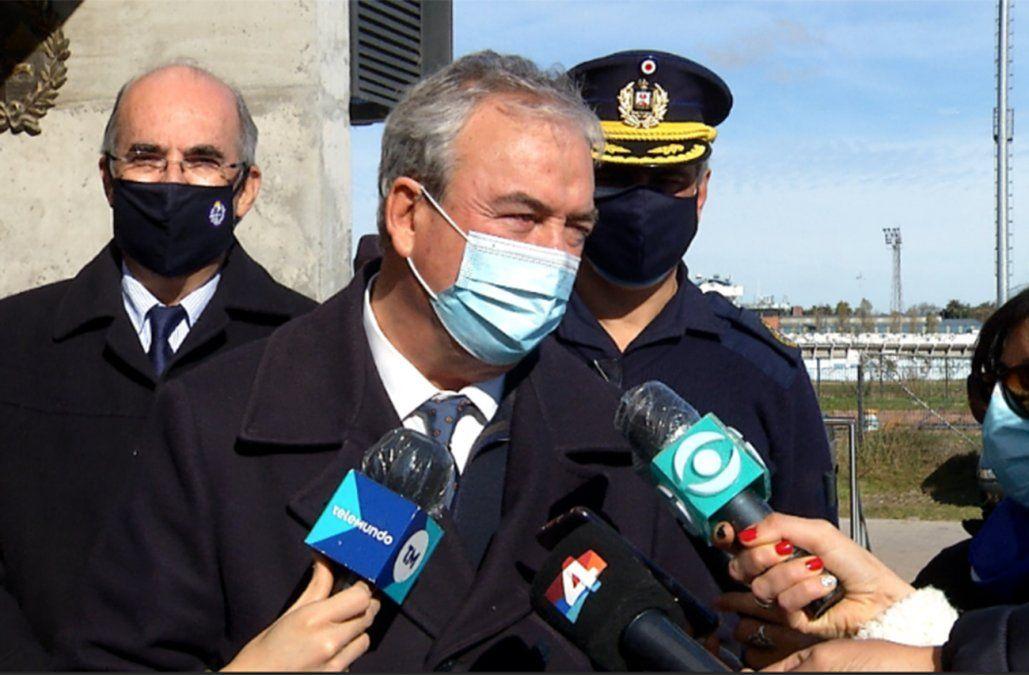 Relevo en la Brigada Antidrogas fue por razones de servicio, aseguró el ministro Heber