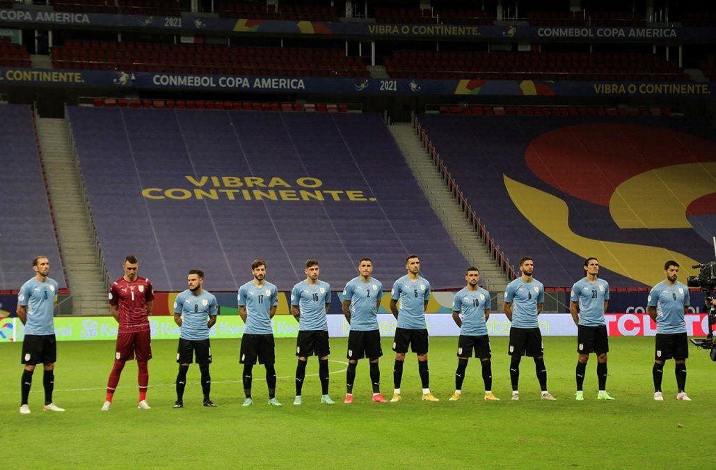 Uruguay cayó por penales 4-2 ante Colombia y quedó afuera de la Copa América