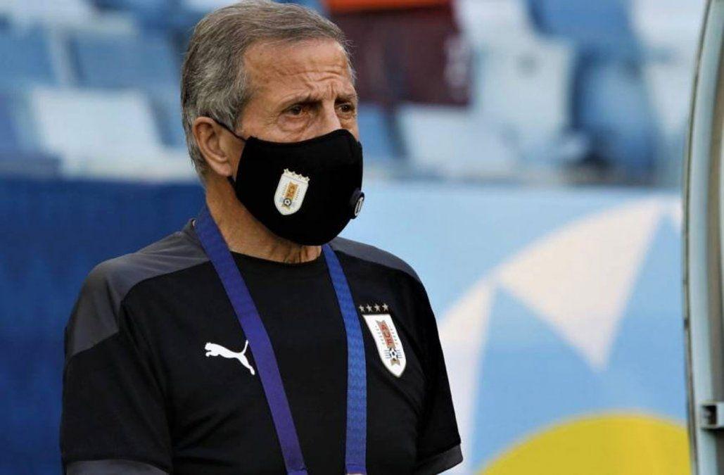 Tabárez dijo que Uruguay tratará de conseguir lo necesario para ir al mundial