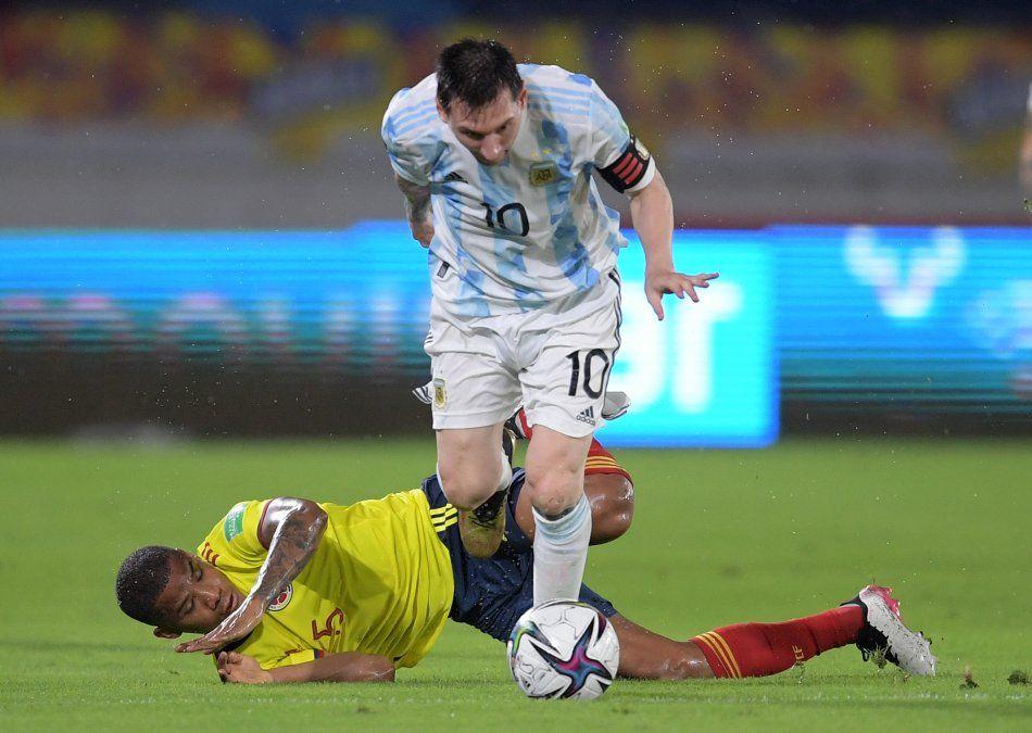 Colombia quiere borrarle la sonrisa a la Argentina de Messi este martes por semifinales de Copa América