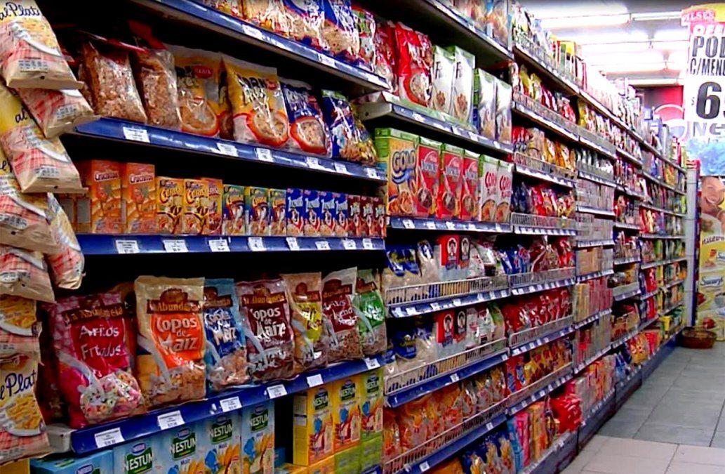 Con los últimos aumentos en alimentos y combustibles, la inflación subió a 7.33%